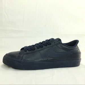Nike SB Zoom blazer low shoes men obsidian blue